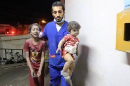 109 شــهــداء بينهم 28 طفلا و621 إصابة حصيلة عدوان الاحـتــلال على غزة