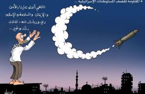 هلال المقاومة - كاريكاتير: علاء اللقطة