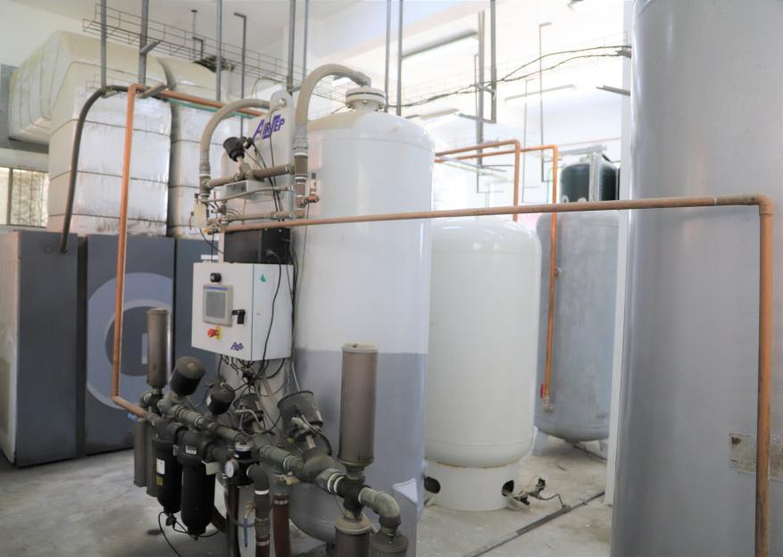 محطة اكسجين كورونا (3)