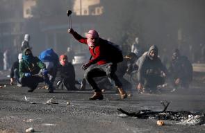 مئات الإصابات بالضفة الغربية والقدس في انتفاضة النفير لمدينة القدس