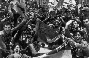 تحل الذكرى الـ 50 لاحتلال الشطر الشرقي من القدس بعد هزيمة العرب في حرب العام 1967، ورفع يومها العلم الصهيوني على المسجد الأقصى المبارك.