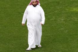 تركي آل الشيخ بكشف حقيقة انتقال لاعبي الأهلي إلى بيراميدز