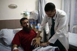 الأسير خضر عدنان يدخل يومه الـ51 في إضرابه عن الطعام