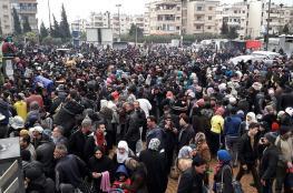 بعد حصار ومجازر.. بدء تهجير أهالي حي الوعر في حمص