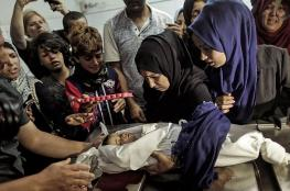 Israel slaughters Palestinians marching to return