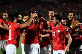 مصر تستهل مشوارها بكأس أمم أفريقيا بفوز هزيل