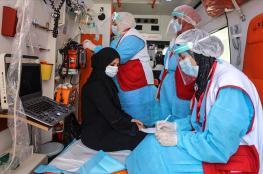 """بنسبة إصابة 17% .. تسجيل 403 حالة """"كورونا"""" في غزة بعد فحص 2359 عينة"""