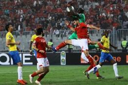 الأهلي المصري يودّع دوري أبطال أفريقيا بفوز شرفي