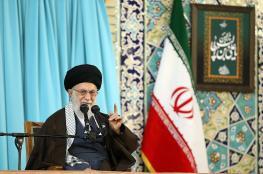 خامنئي: أميركا ستفشل بالمنطقة وإيران ستكلل بالنجاح