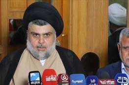 الصدر بعد قصف بغداد: على الحكومة أن لا تقف مكتوفة الأيدي