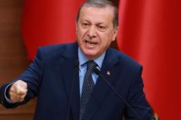 أردوغان: واشنطن شريكة في الدماء المسفوكة بقرارها عن القدس