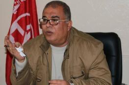 الجبهة لشهاب: قطع المخصصات يهدف لتشديد حصار غزة