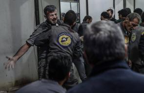 الغـارات الجوية تخطف ثلاثة من عناصر الدفاع المدني السوري خلال محاولتهم إنقاذ المدنيين