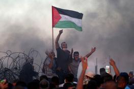 شهيد وعشرات الإصابات إثر اعتداء على فعاليات مسيرة العودة وكسر الحصار بغزة