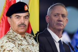 """وزيرا الجيش البحريني والإسرائيلي يبحثان أهمية الاستقرار الإقليمي وإقامة """"شراكة وثيقة"""""""