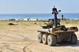 لمنع المخاطرة بالجنود.. الاحتلال يبدأ استخدام روبوت متطور للعمل على حدود غزة