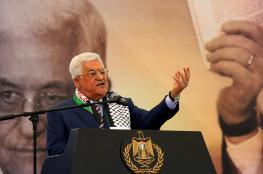عباس لمعارضيه بفتح في مخيمات لبنان: جئتكم بالفصل