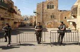 WEST BANK AND GAZA TO BE UNDER CURFEW DURING PURIM, IOF SPOKESPERSON SAYS