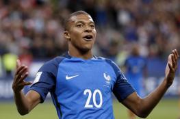 """اللاعب الفرنسي """"مبابي"""" يكشف عن """"سره الشخصي"""" أخفاه عن الجميع في المونديال"""