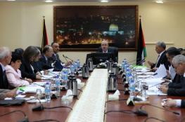 حكومة الوفاق: لم يتم تسلم الوزارات والدوائر الحكومية في غزة بشكل فاعل