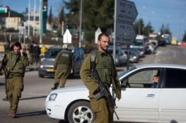 قوات الاحتلال تفتح النار على سيارة فلسطينية بطولكرم