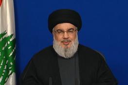 نصر الله: محادثات تشكيل الحكومة مستمرة وجاهزون للمثول أمام القضاء