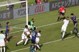 منتخب السعودية يودع بطولة كأس آسيا لكرة القدم على يد نظيره الياباني