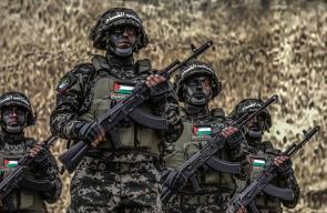 الجوقة العسكرية التابعة لكتائب القسام