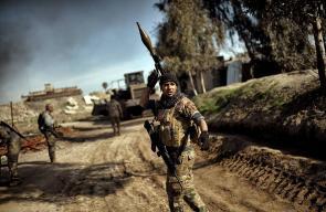 تواصل المعارك بين القوات العراقية وتنظيم الدولة في الموصل