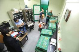الأوقاف بغزة: استلمنا قافلة اللحوم السعودية وسنشرع بتوزيعها فورًا