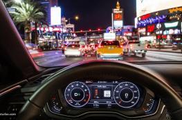 """""""أودي"""" تبتكر نظاما جديدا يساعد السائقين في عدم التوقف عند إشارات المرور"""
