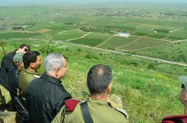 مسؤول إسرائيلي عسكري: الجولان مقابل التقدم في المسار الفلسطيني