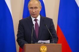 أول تعقيب من بوتين على إسقاط الطائرة الروسية في سوريا !