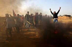 غزة على موعد غدا مع الجمعة الرابعة من مسيرة العودة الكبرى