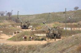 """تعزيزات عسكرية ضخمة.. جيش الاحتلال يبدأ عملية """"الدرع الشمالي"""" لتحييد أنفاق حزب الله"""