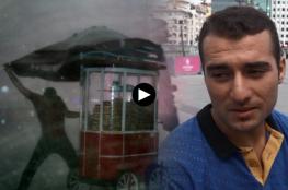 لاجئ سوري يصبح حديث الإعلام التركي.. ماذا فعل؟