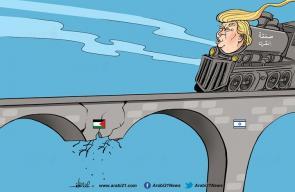 صفقة القرن - كاريكاتير علاء اللقطة
