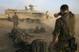 جيش الاحتلال يتهم حماس بإطلاق صاروخ تل أبيب ويستدعي جنود لوائين لفرقة غزة