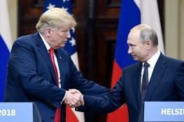 ترامب وبوتين يتفقان على تعزيز التنسيق في سوريا