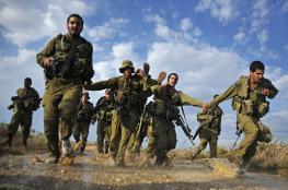 """فرقة غزة بجيش الاحتلال تنهي تدريبات """"العشب البري"""""""