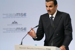 تميم: حصار قطر مغامرة مفتعلة تسببت بتقويض الأمن الإقليمي