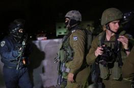 جيش الاحتلال يشن حملة اعتقالات بالضفة