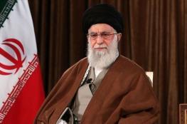 سفير السلطة في إيران يعد خامنئي بالصلاة في الأقصى