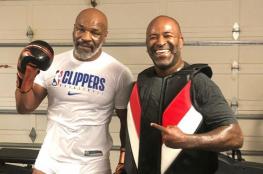 تايسون يعود إلى حلبات الملاكمة بعد 15 عاما على اعتزاله