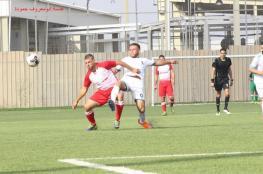 نادي نماء الرياضي يُقصى شباب خان يونس
