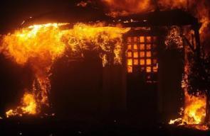 منوعات حرائق واسعة في أنحاء ولاية يوتا الأمريكية