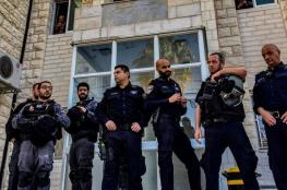 Israeli police raid hospital, assault two Palestinians in J'lem
