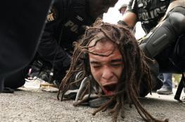 احتجاجات تعم الولايات المتحدة ضد قرار المحكمة بقضية تايلور