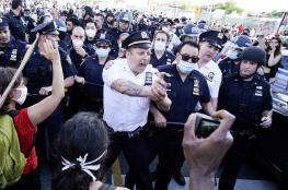 وزير العدل الأمريكي: محرضون مندسون يقودون الاحتجاجات المناهضة للشرطة