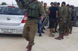 إصابة مستوطنين إسرائيليين في عملية طعن بقلقيلية